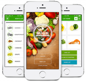 using a mobile application to shop grocery will be beneficial.