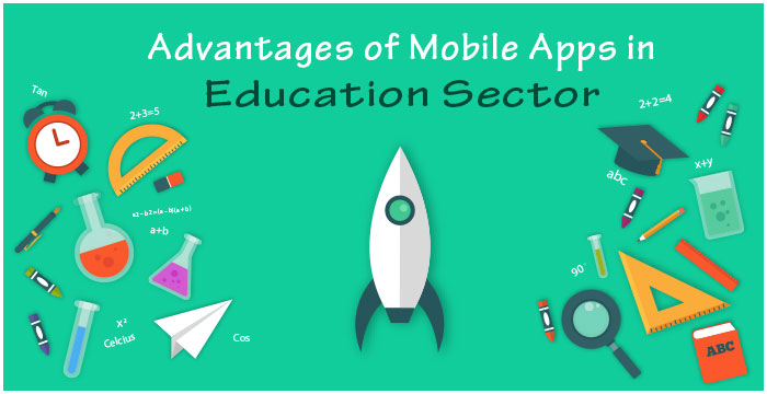 Education on mobile apps