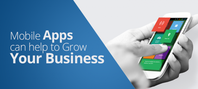 how mobile apps can help you to grow your business