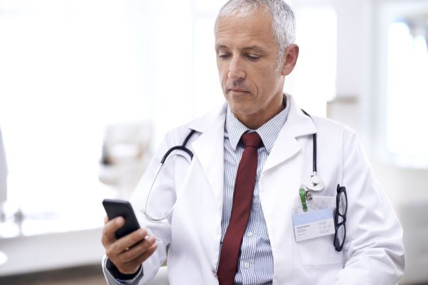 Mobile apps for hospitals