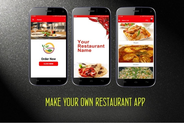 do restaurants needs mobile app