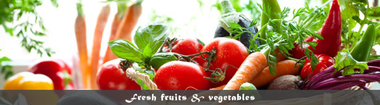 Fruits and Vegetables selling on ecommerce