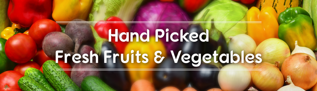 Why to have an app for fruits and vegetables shopping?